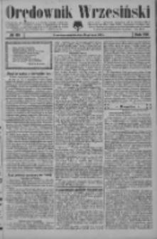 Orędownik Wrzesiński 1926.07.29 R.8 Nr85