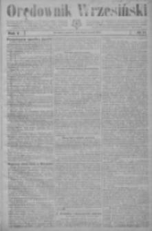 Orędownik Wrzesiński 1923.06.21 R.5 Nr71