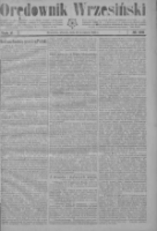 Orędownik Wrzesiński 1923.09.25 R.5 Nr109