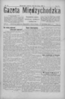 Gazeta Międzychodzka: niezależne pismo narodowe, społeczne i polityczne 1927.02.13 R.5 Nr18