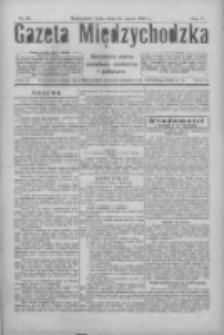Gazeta Międzychodzka: niezależne pismo narodowe, społeczne i polityczne 1927.03.23 R.5 Nr34