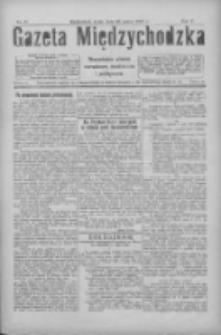 Gazeta Międzychodzka: niezależne pismo narodowe, społeczne i polityczne 1927.03.30 R.5 Nr37