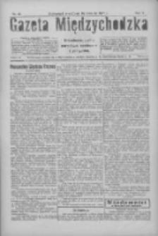 Gazeta Międzychodzka: niezależne pismo narodowe, społeczne i polityczne 1927.04.13 R.5 Nr43