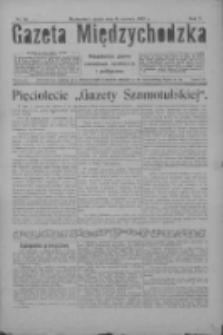 Gazeta Międzychodzka: niezależne pismo narodowe, społeczne i polityczne 1927.06.03 R.5 Nr64