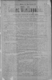 Goniec Wielkopolski: najtańsze pismo codzienne dla wszystkich stanów 1881.01.04 R.5 Nr2
