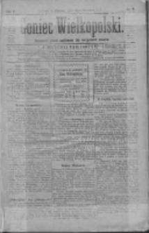 Goniec Wielkopolski: najtańsze pismo codzienne dla wszystkich stanów 1881.01.08 R.5 Nr5