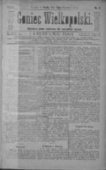Goniec Wielkopolski: najtańsze pismo codzienne dla wszystkich stanów 1881.01.12 R.5 Nr8