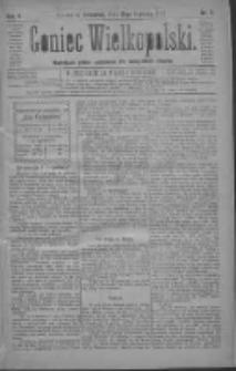 Goniec Wielkopolski: najtańsze pismo codzienne dla wszystkich stanów 1881.01.13 R.5 Nr9