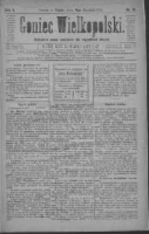 Goniec Wielkopolski: najtańsze pismo codzienne dla wszystkich stanów 1881.01.14 R.5 Nr10