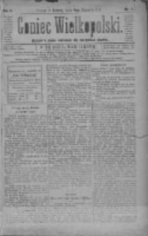 Goniec Wielkopolski: najtańsze pismo codzienne dla wszystkich stanów 1881.01.15 R.5 Nr11