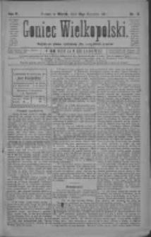 Goniec Wielkopolski: najtańsze pismo codzienne dla wszystkich stanów 1881.01.18 R.5 Nr13