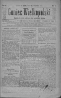 Goniec Wielkopolski: najtańsze pismo codzienne dla wszystkich stanów 1881.01.19 R.5 Nr14