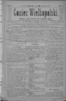 Goniec Wielkopolski: najtańsze pismo codzienne dla wszystkich stanów 1881.01.20 R.5 Nr15