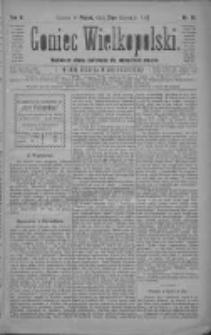 Goniec Wielkopolski: najtańsze pismo codzienne dla wszystkich stanów 1881.01.21 R.5 Nr16