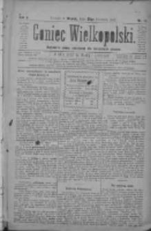 Goniec Wielkopolski: najtańsze pismo codzienne dla wszystkich stanów 1881.01.25 R.5 Nr19