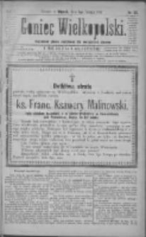 Goniec Wielkopolski: najtańsze pismo codzienne dla wszystkich stanów 1881.02.01 R.5 Nr25
