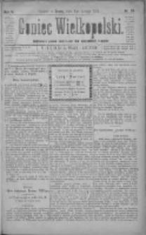 Goniec Wielkopolski: najtańsze pismo codzienne dla wszystkich stanów 1881.02.02 R.5 Nr26
