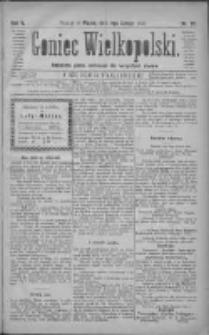 Goniec Wielkopolski: najtańsze pismo codzienne dla wszystkich stanów 1881.02.04 R.5 Nr27