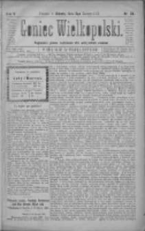 Goniec Wielkopolski: najtańsze pismo codzienne dla wszystkich stanów 1881.02.05 R.5 Nr28
