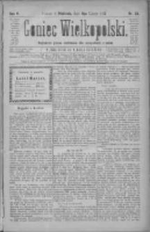 Goniec Wielkopolski: najtańsze pismo codzienne dla wszystkich stanów 1881.02.06 R.5 Nr29