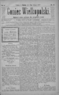 Goniec Wielkopolski: najtańsze pismo codzienne dla wszystkich stanów 1881.02.09 R.5 Nr31
