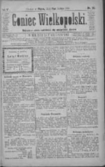 Goniec Wielkopolski: najtańsze pismo codzienne dla wszystkich stanów 1881.02.11 R.5 Nr33