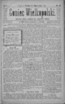 Goniec Wielkopolski: najtańsze pismo codzienne dla wszystkich stanów 1881.02.12 R.5 Nr34