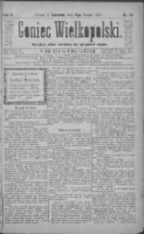 Goniec Wielkopolski: najtańsze pismo codzienne dla wszystkich stanów 1881.02.17 R.5 Nr38