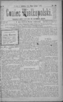Goniec Wielkopolski: najtańsze pismo codzienne dla wszystkich stanów 1881.02.19 R.5 Nr40