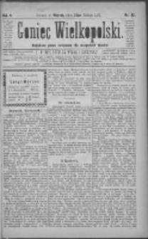 Goniec Wielkopolski: najtańsze pismo codzienne dla wszystkich stanów 1881.02.22 R.5 Nr42