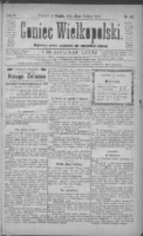 Goniec Wielkopolski: najtańsze pismo codzienne dla wszystkich stanów 1881.02.25 R.5 Nr45