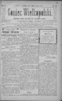 Goniec Wielkopolski: najtańsze pismo codzienne dla wszystkich stanów 1881.02.26 R.5 Nr46