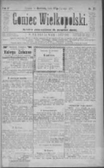 Goniec Wielkopolski: najtańsze pismo codzienne dla wszystkich stanów 1881.02.27 R.5 Nr47