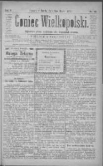Goniec Wielkopolski: najtańsze pismo codzienne dla wszystkich stanów 1881.03.02 R.5 Nr49