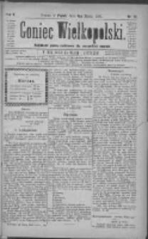 Goniec Wielkopolski: najtańsze pismo codzienne dla wszystkich stanów 1881.03.04 R.5 Nr51