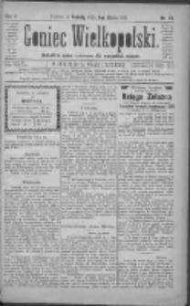 Goniec Wielkopolski: najtańsze pismo codzienne dla wszystkich stanów 1881.03.05 R.5 Nr52