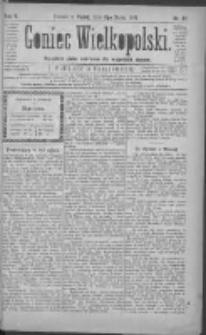 Goniec Wielkopolski: najtańsze pismo codzienne dla wszystkich stanów 1881.03.11 R.5 Nr57