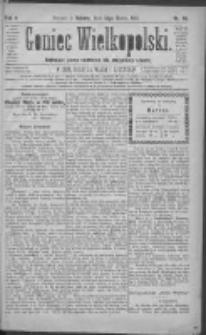 Goniec Wielkopolski: najtańsze pismo codzienne dla wszystkich stanów 1881.03.12 R.5 Nr58