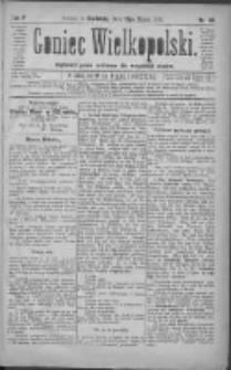 Goniec Wielkopolski: najtańsze pismo codzienne dla wszystkich stanów 1881.03.13 R.5 Nr59