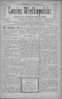 Goniec Wielkopolski: najtańsze pismo codzienne dla wszystkich stanów 1881.03.17 R.5 Nr62
