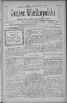 Goniec Wielkopolski: najtańsze pismo codzienne dla wszystkich stanów 1881.03.19 R.5 Nr64