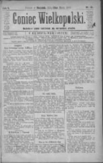 Goniec Wielkopolski: najtańsze pismo codzienne dla wszystkich stanów 1881.03.20 R.5 Nr65