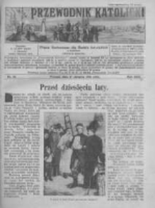 Przewodnik Katolicki. 1924 R.30 nr33
