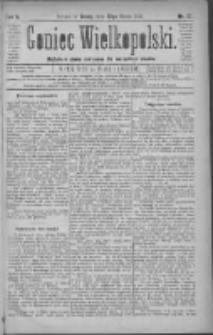 Goniec Wielkopolski: najtańsze pismo codzienne dla wszystkich stanów 1881.03.23 R.5 Nr67