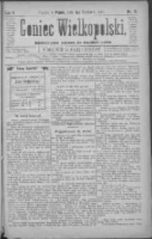 Goniec Wielkopolski: najtańsze pismo codzienne dla wszystkich stanów 1881.04.01 R.5 Nr74