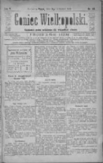 Goniec Wielkopolski: najtańsze pismo codzienne dla wszystkich stanów 1881.04.08 R.5 Nr80