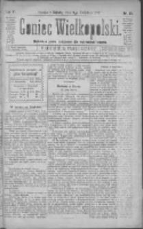 Goniec Wielkopolski: najtańsze pismo codzienne dla wszystkich stanów 1881.04.09 R.5 Nr81