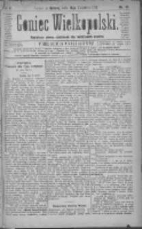 Goniec Wielkopolski: najtańsze pismo codzienne dla wszystkich stanów 1881.04.16 R.5 Nr87