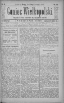 Goniec Wielkopolski: najtańsze pismo codzienne dla wszystkich stanów 1881.04.20 R.5 Nr89
