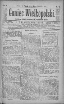 Goniec Wielkopolski: najtańsze pismo codzienne dla wszystkich stanów 1881.04.22 R.5 Nr91